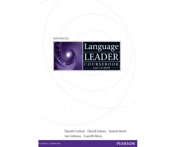 Language Leader Adv. SB + CD-ROM