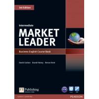 Market Leader 3rd Ed. Int. SB + DVD-ROM