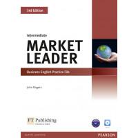 Market Leader 3rd Ed. Int. Practice File + CD