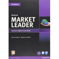 Market Leader 3rd Ed. Adv. SB + DVD-ROM