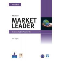 Market Leader 3rd Ed. Adv. Practice File + CD