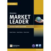 Market Leader 3rd Ed. Elem. SB + DVD-ROM