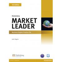 Market Leader 3rd Ed. Elem. Practice Fille + CD