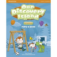 Our Discovery Island Starter SB + pin code