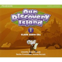 Our Discovery Island 1 Cl. CD