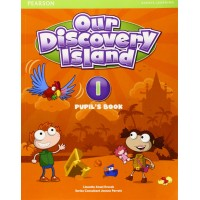 Our Discovery Island 1 SB + Pin code
