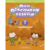 Our Discovery Island 1 TB + Pin code
