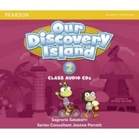 Our Discovery Island 2 Cl. CD