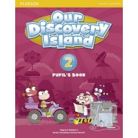 Our Discovery Island 2 SB + Pin code