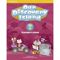 Our Discovery Island 2 TB + Pin code