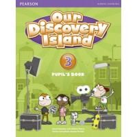 Our Discovery Island 3 SB + Pin code