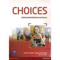 Choices Up-Int. Active Teach