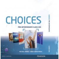 Choices Pre-Int. Cl. CDs