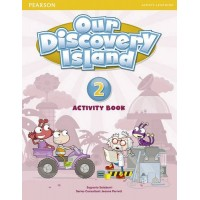 Our Discovery Island 2 AB + CD-ROM