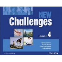 New Challenges 4 Cl. CD