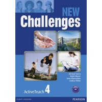 New Challenges 4 Active Teach