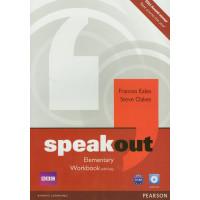 Speakout Elem. WB + Key & CD