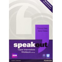 Speakout Up-Int. WB + Key & CD