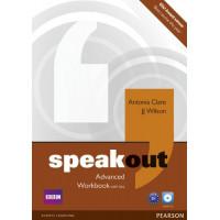 Speakout Adv. WB + Key & CD