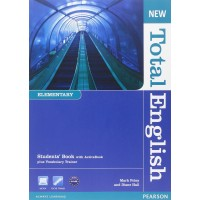 New Total English Elem. SB + DVD