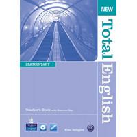 New Total English Elem. TB + CD-ROM