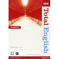 New Total English Adv. WB + Key & CD