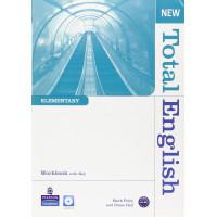 New Total English Elem. WB + Key & CD