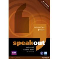 Speakout Adv. SB + DVD/Multi-ROM