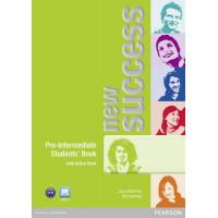 New Success Pre-Int. SB + CD-ROM