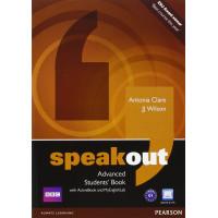 Speakout Adv. SB + DVD/Multi-ROM & MyLab