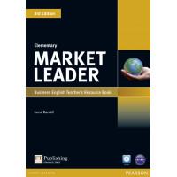Market Leader 3rd Ed. Elem. TRB