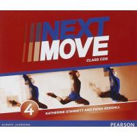 Next Move 4 Cl. CD