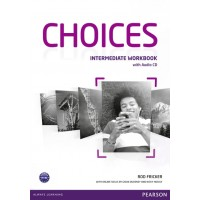 Choices Int. WB + CD (pratybos)
