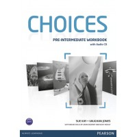 Choices Pre-Int. WB + CD