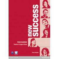 New Success Int. TB + DVD-ROM