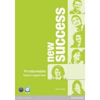 New Success Pre-Int. TB + DVD-ROM