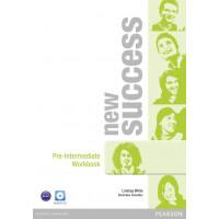 New Success Pre-Int. WB + CD