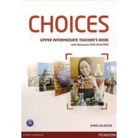 Choices Up-Int. TB + Multi-ROM