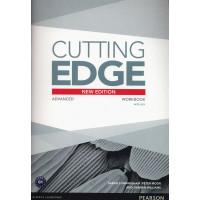 Cutting Edge 3rd Ed. Adv. WB + Key & Online Audio