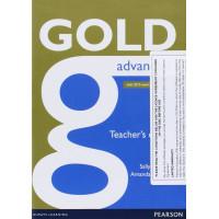 Gold Adv. New Ed. Active Teach
