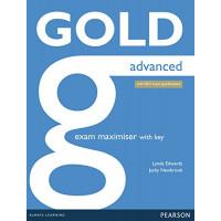 Gold Adv. New Ed. WB + Key & Online Audio