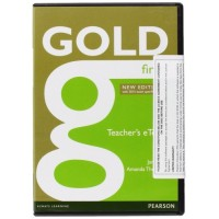 Gold First New Ed. Active Teach
