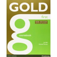 Gold First New Ed. SB + Online Audio