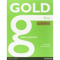 Gold First New Ed. WB + Online Audio