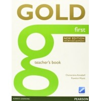 Gold First New Ed. TB