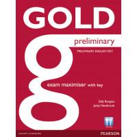 Gold Preliminary WB + Key
