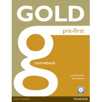 Gold Pre-First SB + CD-ROM