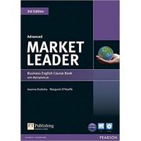 Market Leader 3rd Ed. Adv. SB + DVD-ROM & MyLab