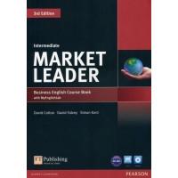 Market Leader 3rd Ed. Int. SB + DVD-ROM & MyLab