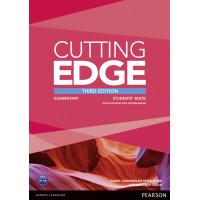 Cutting Edge 3rd Ed. Elem. SB + DVD